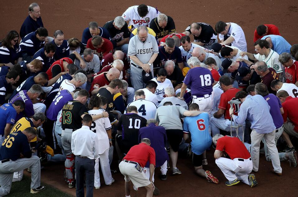 El juego es uno de los raros momentos de unidad entre congresistas de am...