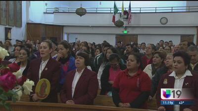 Salvadoreña narra el milagro que le concedió la Virgen de Guadalupe cuando estuvo detenida por autoridades migratorias