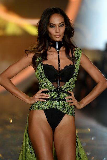 A sus 25 años, la modelo puertorriqueña Joan Smalls fue nombrada la muje...