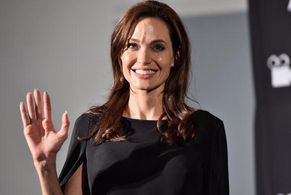 ¡Pobre Angelina! La actriz tuvo que cancelar todos sus compromisos de tr...