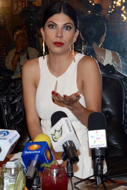 """La actriz de la telenovela """"La Malquerida"""" aparecerá en la edición de ag..."""