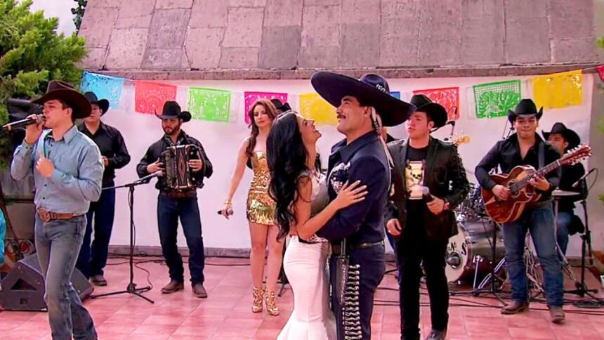 Eduardo Yáñez es un dandy, ¡recuerda sus amores!
