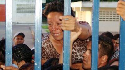 Las autoridades del penal suspendieron las visitas de familiares.