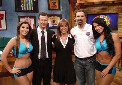 Otra vez las Senadoras... Balboa sí que tiene buen gusto...