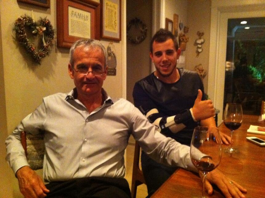 A life in pictures: the José Fernández family album (1992-2016) IMG_1361...