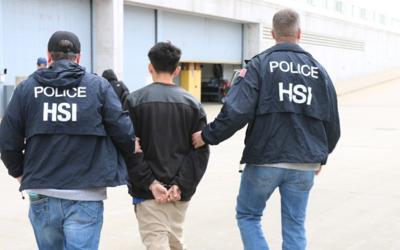 La Operación Matador condujo al arresto de 45 pandilleros en Nueva York,...