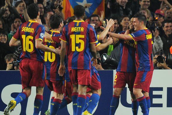 El grupo se sentía más confiado para poder alcanzar las Semifinales.