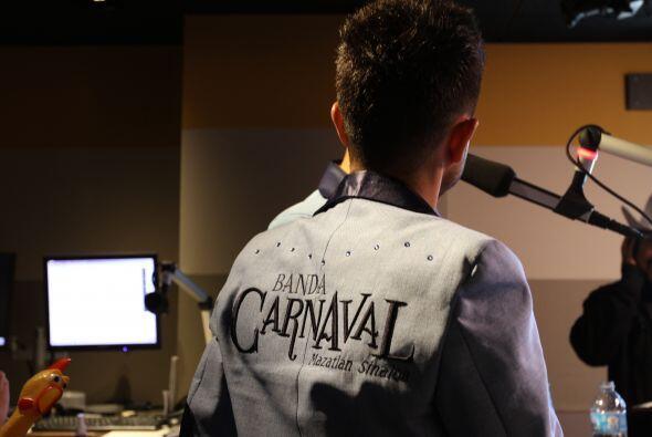 ¡Banda Carnaval respondió a las preguntas que la gente mandó a través de...
