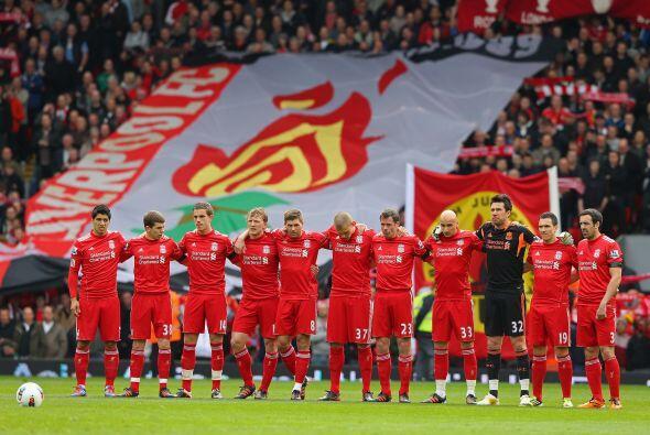 Los 'Reds' jugaron de local y con estadio lleno.
