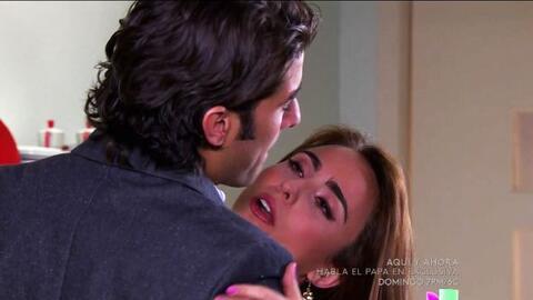 Ya deja en paz a León, Laura, que no entiendes que no te ama.