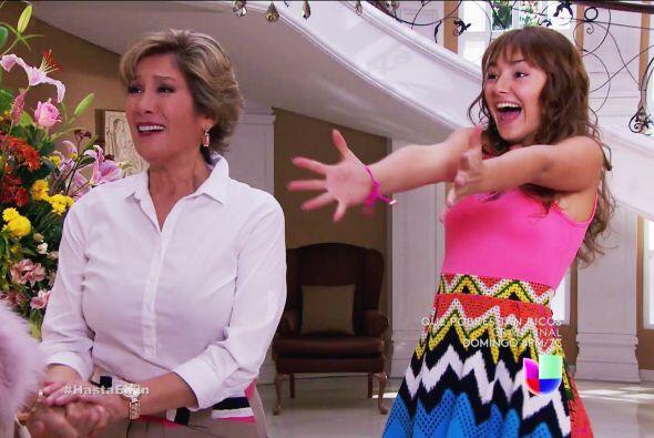 Tu madre y Daniela están felices por tu regreso a México A...