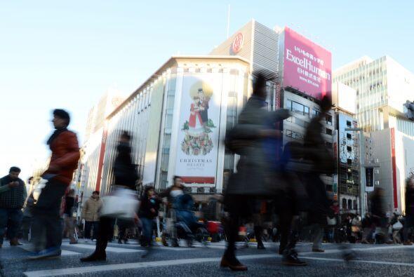 2. Tokio.- Ir a Tokio de compras suena impresionante, pero el idioma no...