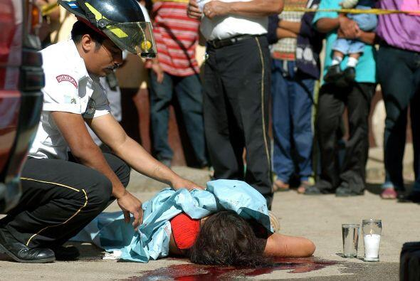 Hasta ahora la mayoría de los asesinatos ha quedado impune.