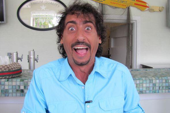 Miguel Acosta de la Estrella nos mostró su mejor repertorio de chistes e...