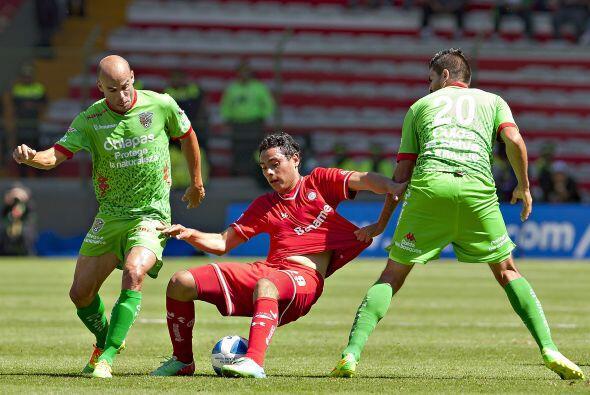 El espectáculo en las primeras seis jornadas del Clausura 2014 ha sido u...