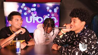 Trill Sammy & Dice Soho Talk Studio Life