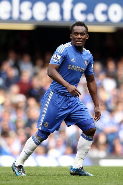 Además del nigeriano, el ghanés Michael Essien podría acompañarlo como a...