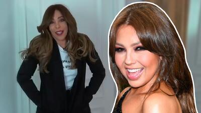 Thalía sorprende infraganti a Gelena Solano y con tremendo grito la deja en evidencia