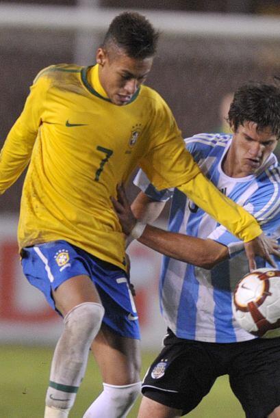 Argentina hizo su juego, con una línea de volantes que tapaba tod...
