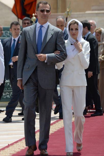 Estuvieron presentes en varios eventos para reafirmar los lazos diplomát...
