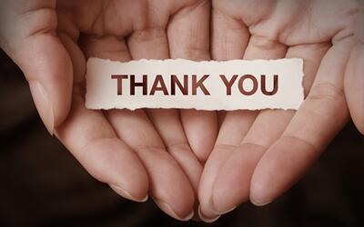 Día de Acción de Gracias: el efecto positivo de la gratitud