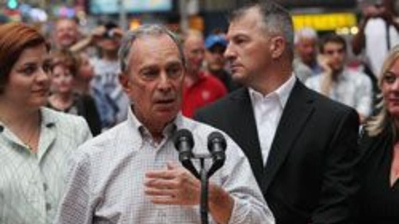 Luego de la detencion de Faisal Shahzad, el gobernador de NY asuro que n...
