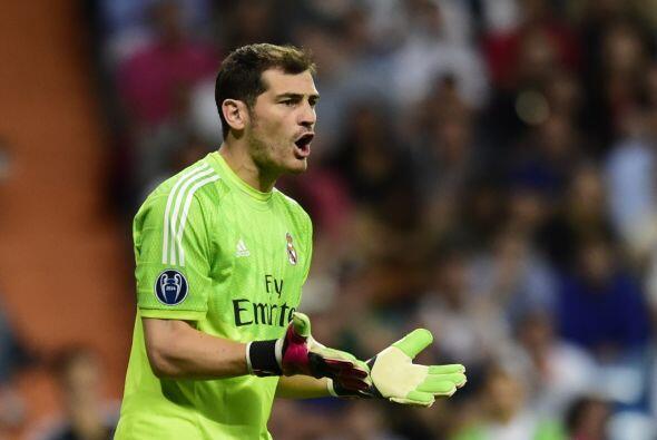 Iker Casillas, aunque suene a broma podría ser una realidad ya que el po...