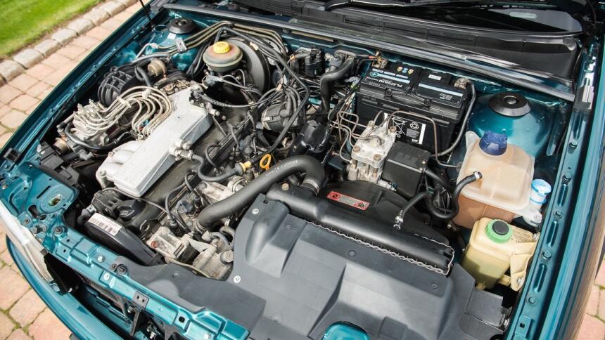 El Audi Cabriolet de la Princesa Diana en fotos image-thumb-12.jpg