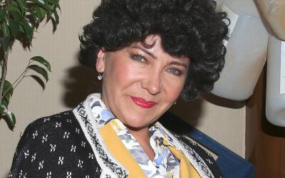 Mara Escalante, actriz y comediante mexicana