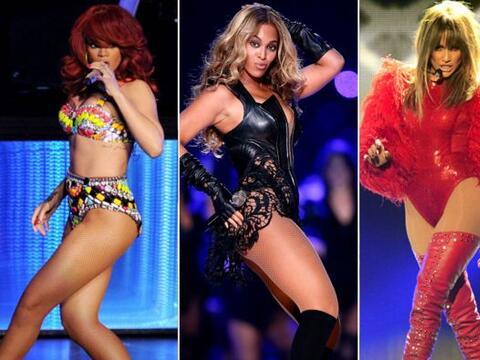 ¡Estas son algunas de las celebridades con un par de piernas de en...