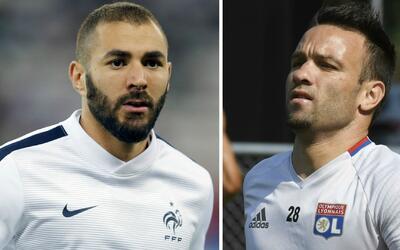 Benzema y Valbuena descartados de la selección francesa