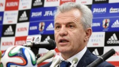 El 'Vasco' debutará al frente de Japón en amistoso contra Uruguay.