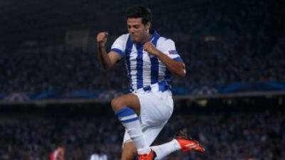 Vela hizo un gol importante y vistoso, al más puro estilo del mexicano,...
