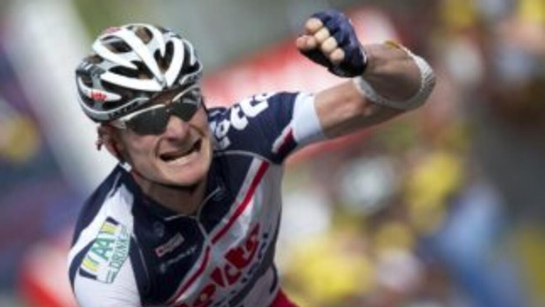 Andre Greipel fue el ganador de esta etapa.