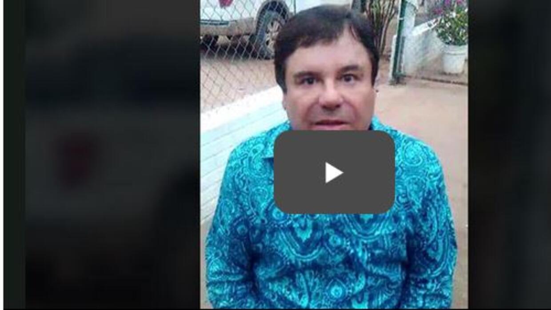 Entrevista El Chapo
