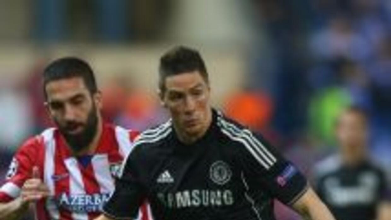 Fernando Torres fue bien marcado por los miembros de su ex equipo.