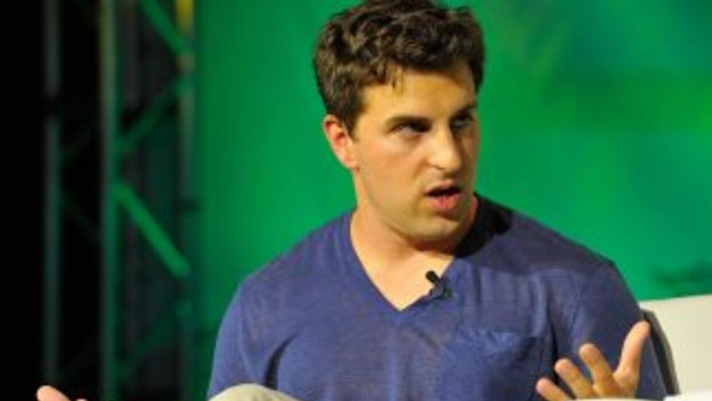 Brian Chesky, CEO de Airbnb.
