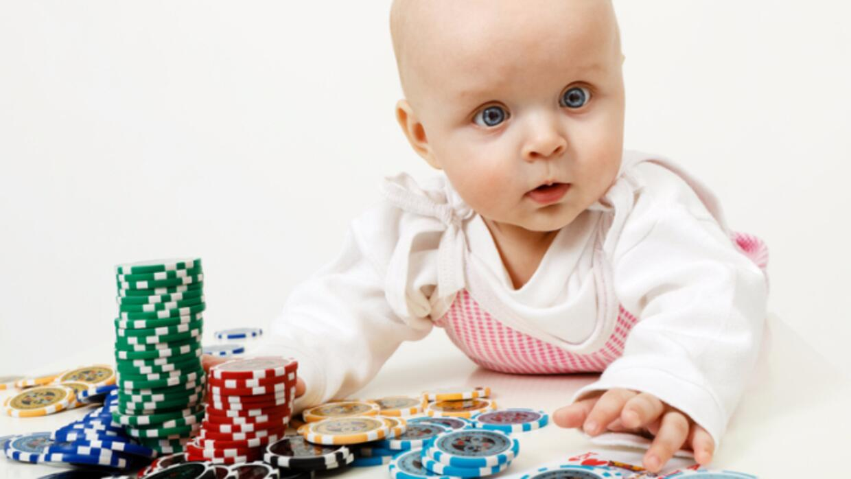 Have you created a little gambler?