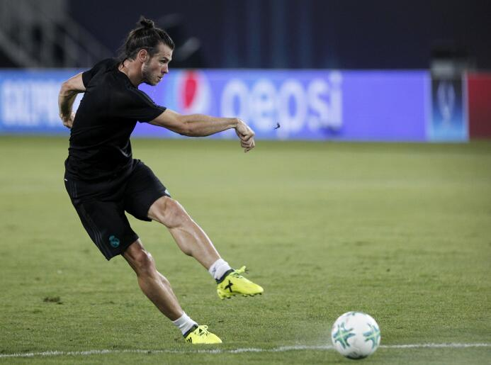 Interés de Mourinho por Bale: ¿realidad o 'juegos mentales' en la Superc...