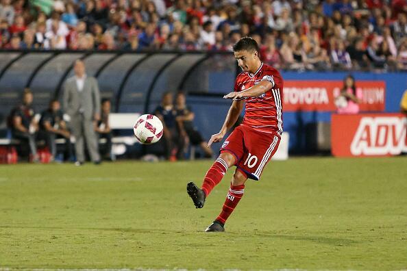 De la MLS a la Liga MX: Mauro Díaz, mediocampista del FC Dallas