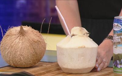 No le tenga miedo al coco: estas son las propiedades del fruto