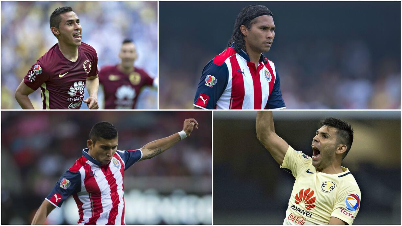 América vs. Guadalajara: Jugador por jugador