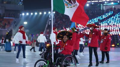 Arly Velásquez, el mexicano que quiere ser orgullo latino en Paralímpicos de Invierno