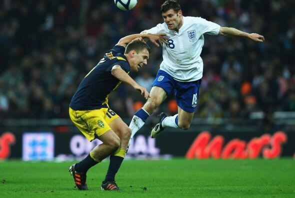 No hubo tiempo de más goles en la cancha de Wembley.