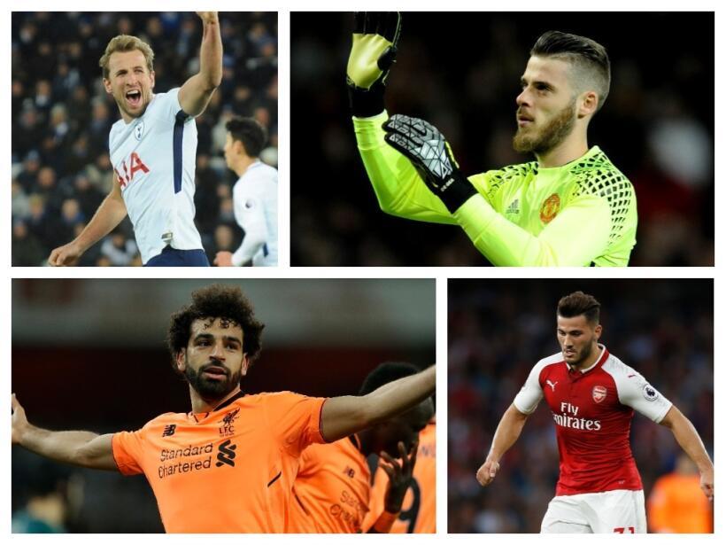 Aunque no aparecen nombres como Alexis Sánchez, Mesut Ozil, N'Gol...