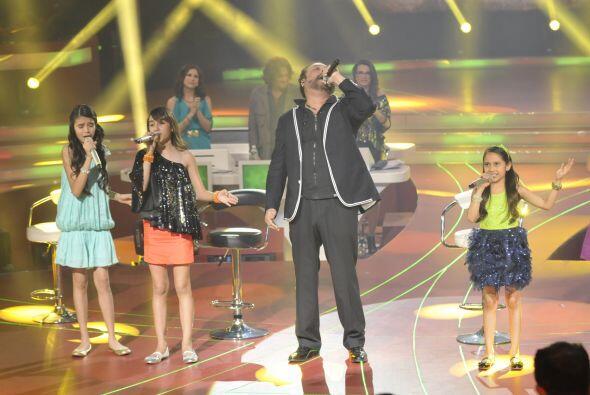 Fue un gran honor tener a un cantante de la talla de Francisco Céspedes.