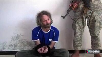 Peter Theo Curtis, el periodista que fue liberado en Siria