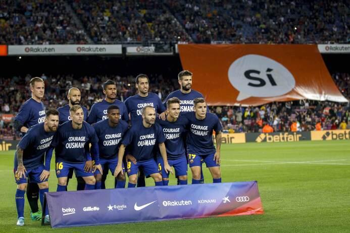 Faena de Messi en la goleada 6-1 del Barcelona sobre Eibar 6364145621603...