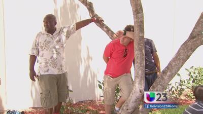 Cubanos desamparados dormirán bajo techo