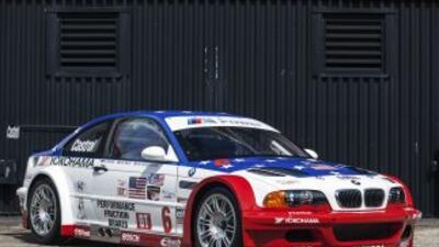 BMW M3 GTR (E46) 2001